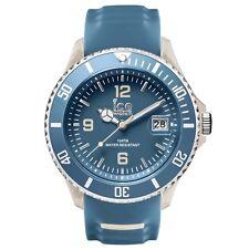 Ice-Watch 001333 glace-sportive exclusivité Montre Bracelet Silicone Bleu