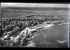 LE MOUTCHIC (33) VILLAS en vue aérienne , cliché période 1950-1960