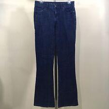 LC Lauren Conrad Women's Flare Jeans Dark Wash Denim Size 4