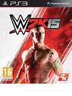 WWE 2K15 (Sony PlayStation 3, 2014)