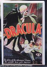 "Dracula Movie Poster - 2"" X 3"" Fridge Magnet. Bela Lugosi Classic Horror!"