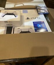 NIB Sony PlayStation 5 Console Disc Version PS5 Bundle - In Hand & Ready To Ship