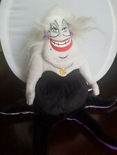 Ursula Walt Disney World Parks Plush NWT The Little Mermaid Villain Stuffed NEW