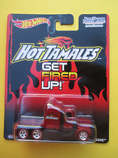 "HOTWHEELS POP CULTURE JUST BORN  GET FIRED UP ""HOT TAMALES""-LONG GONE NEW! VHTF"