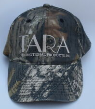 TARA PROMOTIONAL PRODUCTS INC. Adjustable Snapback Camo Baseball Cap Hat