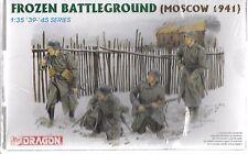 Dragon Frozen Battleground WWII German Soldiers, Moscow 1941 in 1/35 6190 ST DO