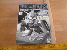 Ban Dai Gundam RX-78-2 model kit 2009 Generation 0 G Zero sealed in box