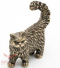 Bronze Figurine of Persian cat
