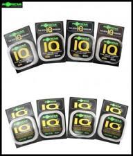 Iq Extra Soft Fluorocarbon Hooklink 20lb - KORDA alciumpeche