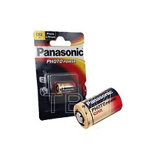 20 x  CR2 Panasonic 3V Lithium Photo battery DLCR2 KCR2 CR17355 battery