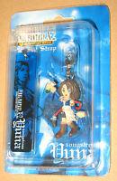Final Fantasy X-2 Yuna original Strap / Anhänger Square Enix 2003