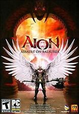 Aion: Assault on Balaurea  (PC Games, 2010) - NEW - FREE SHIPPING ™
