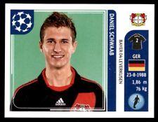 Panini Champions League 2011-2012 - Daniel Schwaab Bayer 04 Leverkusen No. 316