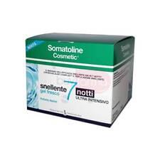 Linea Somatolin Snellente 7 Notti: Crema da 250ml e 400ml e Gel Fresco da 400ml
