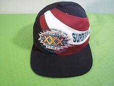 Vintage Eastport NFL Super Bowl XXX 1998 Snapback Hat Pittsburgh Steelers