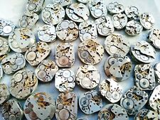 Watch Parts Movements Steampunk Parts Mechanisms 32 pc. Jewelry Making