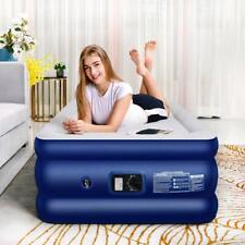 OlarHike Twin Air Mattress With Built-In Pump, Inflatable Blow Up Air Bed