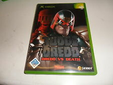 XBox  Judge Dredd - Dredd vs Death (6)