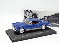 Ixo Presse 1/43 - Facel Vega Excellence 1960
