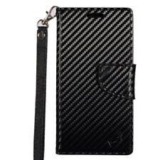 Fundas y carcasas Para Samsung Galaxy S8 color principal negro de piel para teléfonos móviles y PDAs