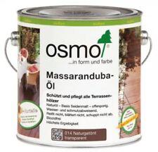 Osmo Massaranduba Öl 014 naturgetönt 2,5 L Transparent
