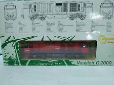 "Mehano h0 6671 Vossloh MAK G 2000 27 SF ""Railion"" DIESEL t275 (MIB)"