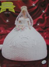 Annie's Attic Crochet Fashion Bed Doll Pattern Fairy Tale Collection Cinderella