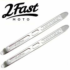 2FastMoto Tire Iron Pair Spoon Tool Motorcycle Tires Mounting Removing BMW