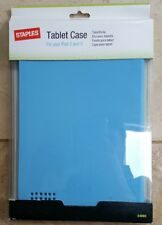 Staples Apple iPad 2 & 3 Tablet Case in Sky Blue NEW