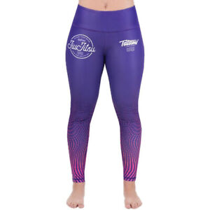 Tatami Fightwear Women's South Coast Jiu-Jitsu Spats - Purple