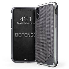 X-Doria Defense Lux FUNDA PROTECTORA PARA IPHONE X (10) nailon Balístico