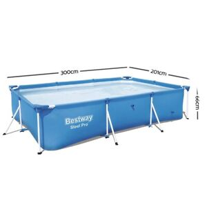 Bestway Steel Heavy Duty Above Ground Swimming Pool
