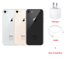 Apple iPhone 8 64GB/ 256GB Space Gray/ Gold/ Silver Unlocked 4G LTE Smartphone