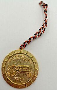 Precision Series Tractor Medallion 1939 Allis Charmers Steel Wheels WC Ertl