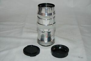 Jupiter-11, 4/135 mm Soviet Rangefinder LTM Lens & Caps. Case. 7511011. UK Sale