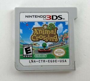 Animal Crossing Nintendo 3DS Official J7
