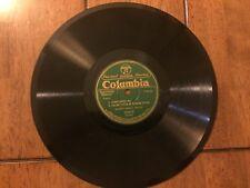 "Martti Similx 78 Record Columbia ""aamutunnelma"" 4 Tracks"