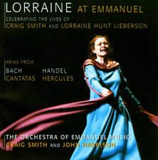 Lorraine Hunt Lieberson (Mezz) - Lorraine at Emmanuel