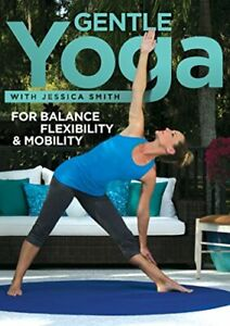 Gentle Yoga for Balance, Flexibility and Mobility, Relaxation, Stretching