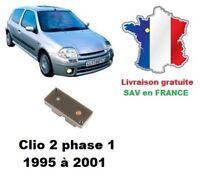 Boitier de désactivation antidémarrage Renault clio 2 phase 1