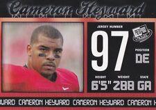 OHIO STATE BUCKEYES CAMERON HEYWARD 2011 PRESS PASS #29 ROOKIE CARD RC