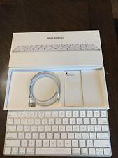 Apple MLA22LL/A Magic Keyboard