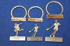 S7469: Tennis Auszeichnung Stadtmeister 1959 Damen Einzel LOT