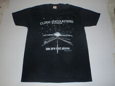 Close Encounters of the Third Kind Movie Vintage1970's Tee Shirt Worn Condition