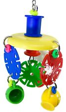 3153 Mug Spinner Bird Toy parrot cage toy cages african grey amazon cockatoo