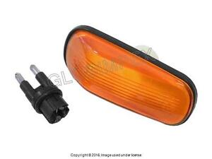 Saab 9-3 9-5 900 9000 (1986-2005) Side Marker Light Yellow Front Left or Right