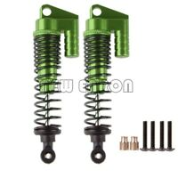 Green Double Suspension Shocks Absorber 106004 96MM RC 1/10 Off-Road Buggy Car