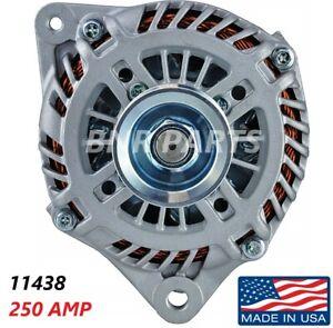 250 AMP 11438 Alternator fits Infiniti Nissan High Output Performance HD USA NEW