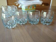 New listing 4 O'Mara'S Irish Country Cream Whiskey Glass Low Ball teeth base