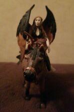 Schleich Bayala fairy &Elfen Surah Horse Dark Brown 70406 Fantasy Figure 2006
